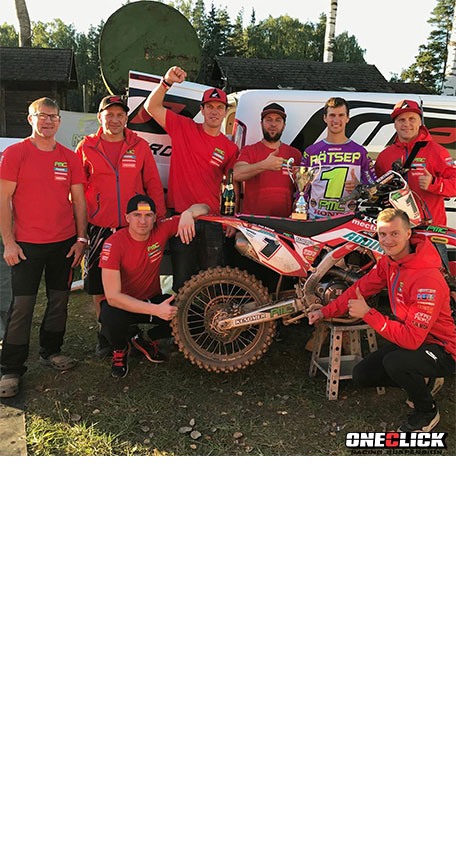 OneClick Racing Suspension (before known: Smartshop Racing Suspension) was established in 2009.